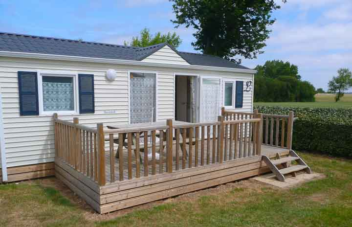 Mobile Home Vacances VACAF Camping Les Roches